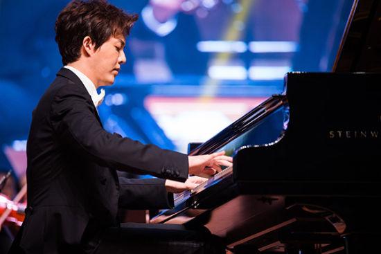 """""""钢琴王子""""李云迪空降福州 演绎最美音乐篇章"""