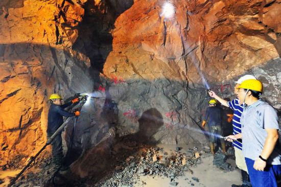 """福州:""""高水高排""""工程开始主隧洞施工 雏形已现"""