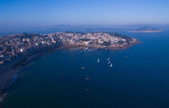 福建东山:保护海湾生态 打造生态名片