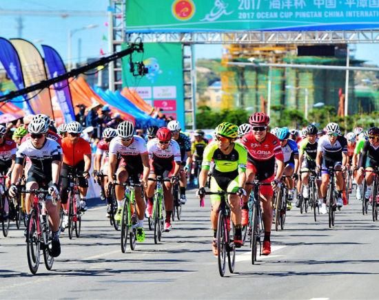 """自行车——2017""""海洋杯""""中国·平潭国际公开赛开赛"""