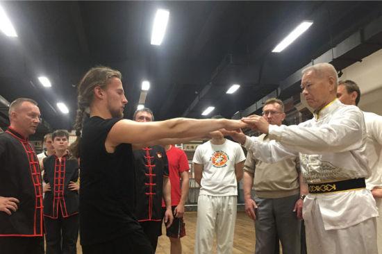 泉州永春白鹤拳:活在当代的国家级非遗