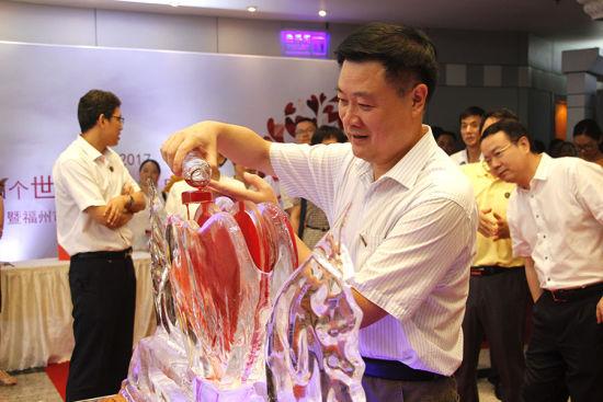 """福建举行""""世界献血者日""""活动:8891人受表彰"""