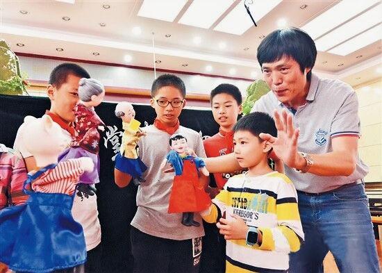 泉州泉港:传统文化进校园呈常态