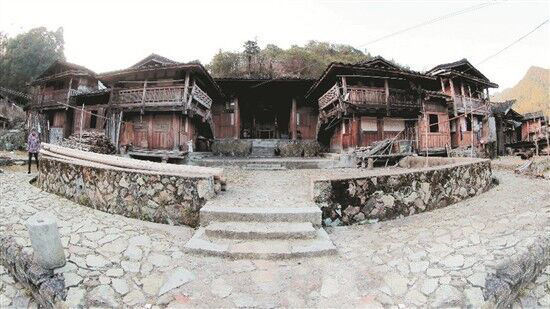 泉州云溪村:领略古老建筑美