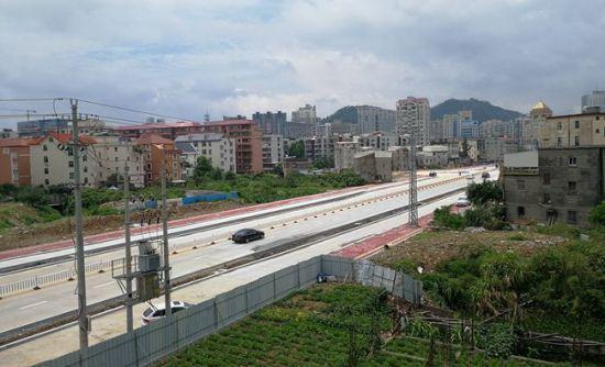 """福清已打通11条""""断头路"""" 计划再修建45条道路"""