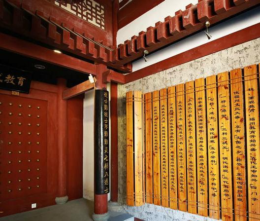 榕城:泊在文庙旧时光