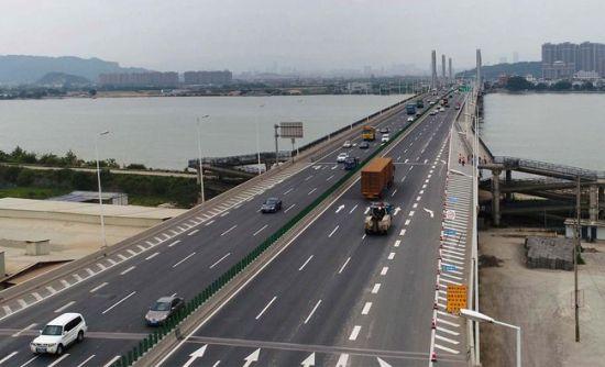一座桥改变一座岛 澳门真人博彩娱乐官网闽侯龙祥岛渐渐融入都市生活