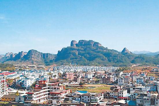 龙岩连城:建设富有特色的海西新城