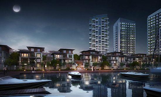 澳门真人博彩娱乐官网马尾区首个游艇项目拟建设68个泊位