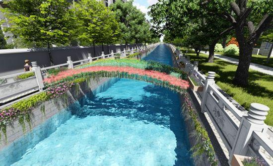 澳门真人博彩娱乐官网东郊河暗涵将恢复成河道