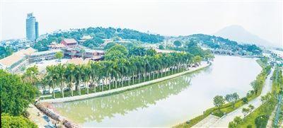 漳州:南湖夏韵