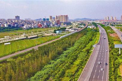 莆田:推进道路等基础设施建设