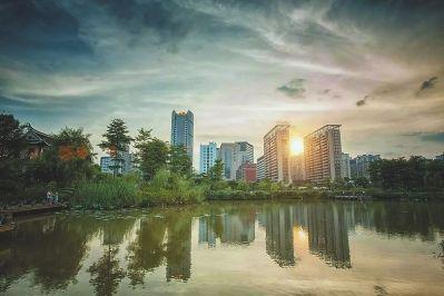 龙岩:提升城市公园,让市民共享绿色福利