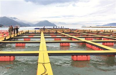 宁德:发展设施渔业 推进产业升级