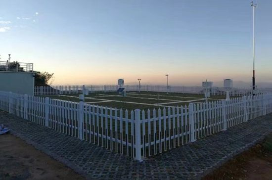 澳门真人博彩娱乐官网市首个生态环境气象监测站投用