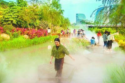 """厦门:打造""""高标准生态花园之城"""""""
