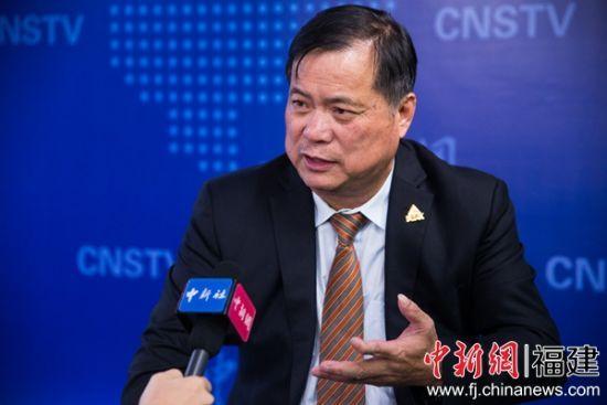 访匹克集团董事长许景南:香港助闽企增长国际竞争力