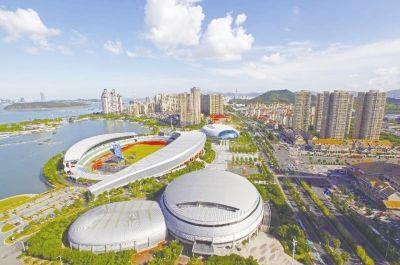 厦门海沧:五大路径打造国际一流海湾城区